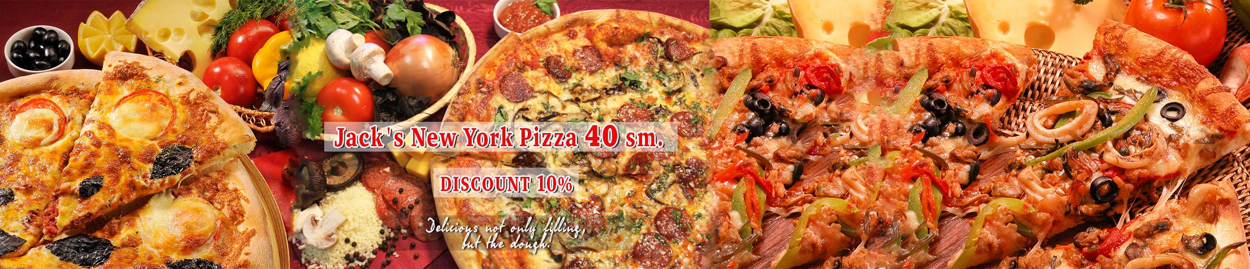 New York Pizza discount