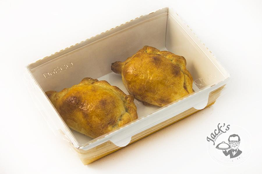 Empanadas with Ham & Sweet Corn 2 pcs