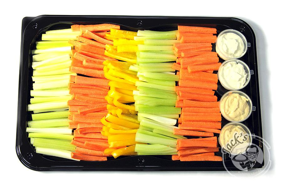"Assorted Vegetable Sticks ""Cheerful Morning"" 750/1300 g"