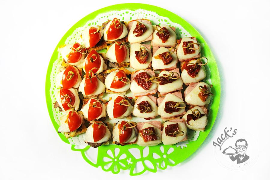 "Assorted Canape-Pizza ""Mini Bambini"" 28 pcs"