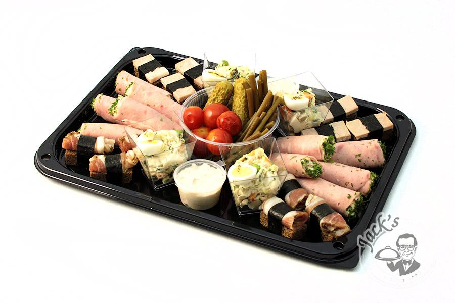 "Assorted Combo Platter Appetizers ""Peculiarities of the Russian Hunt"" 1000/2000 g"