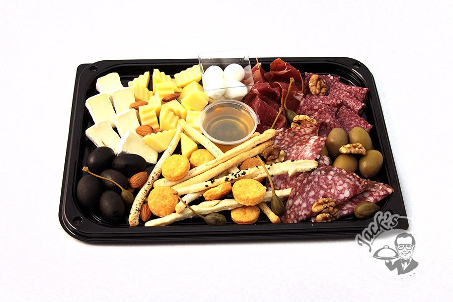 "Assorted Combo Platter ""Wine"" Appetizers ""The Irony of Fate"" 550/1100 g"