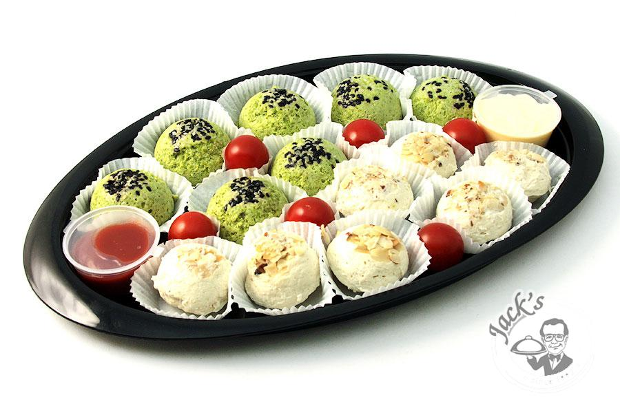 "Assorted Souffle ""Island of Dreams"" 14/20 pcs"