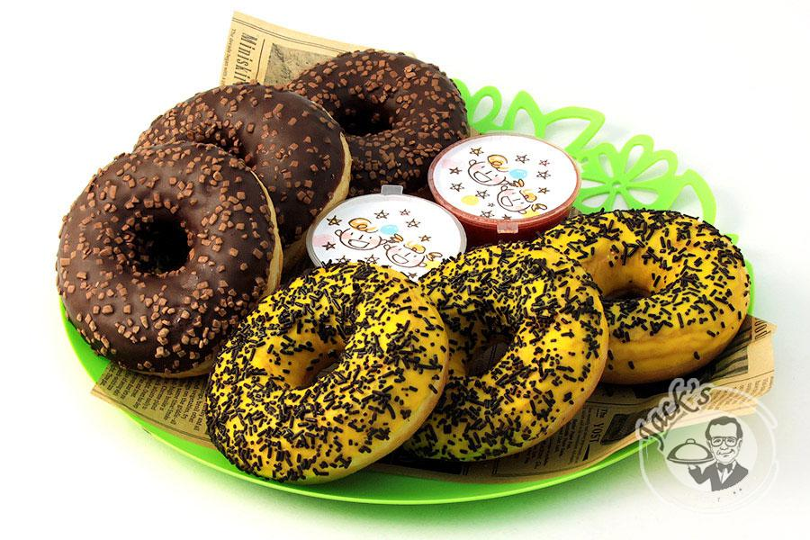 "Assorted Donuts ""Summer Adventure"" 6 pcs"