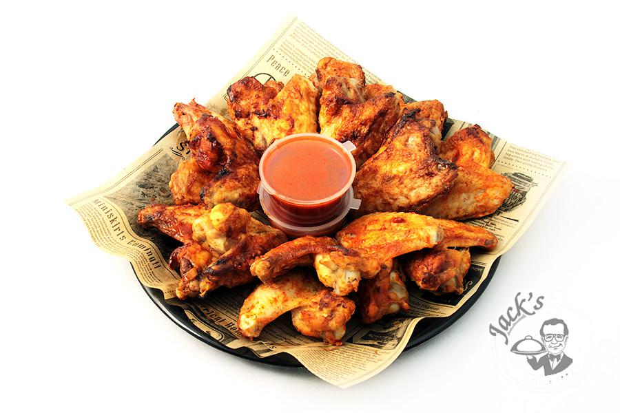 Flying Hot Wings 850/1700 g