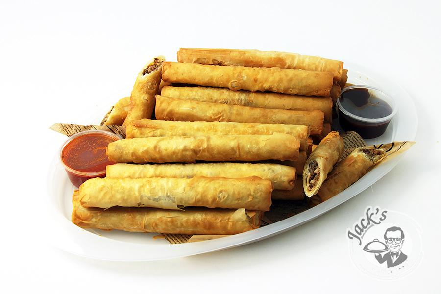 "Assorted Spring Rolls ""Gift Cigars Fidel C."" 24 pcs"