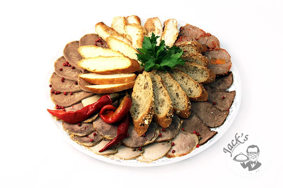 "Assorted Gourmet Sliced Meats ""Noble Feast"" 500/1000 g"