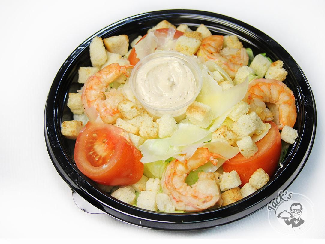 "Salad ""Ceasar"" with shrimps 265/450/800 g"