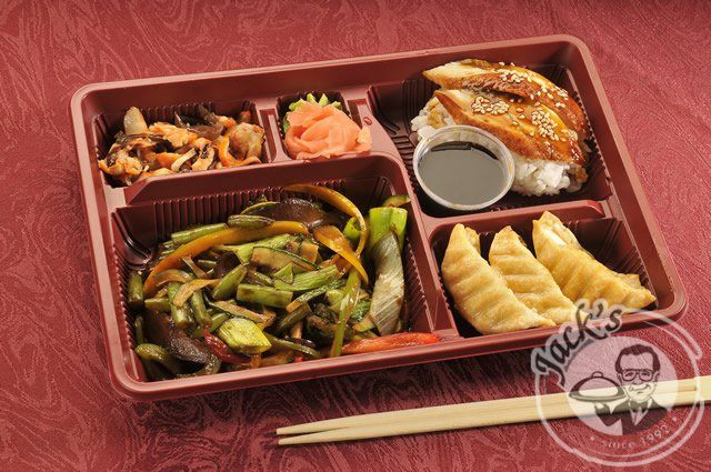 Chinese Bento-lunch №3