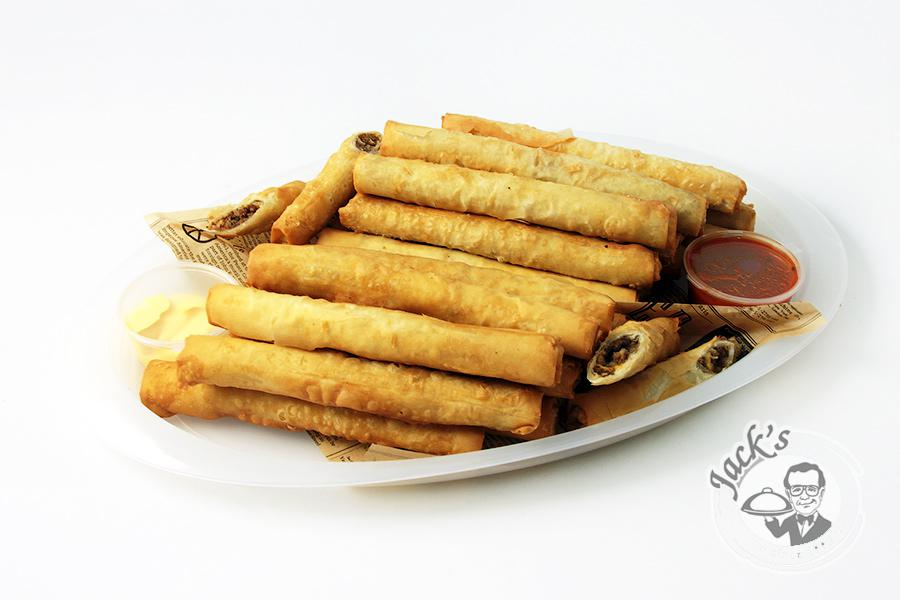 "Assorted Spring Rolls ""Evening Cigars Fidel C."" 24 pcs"