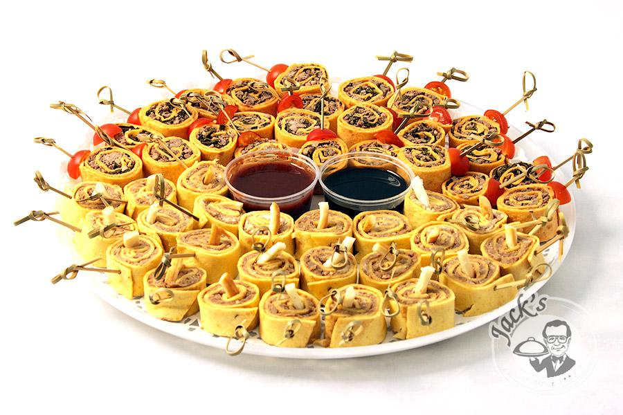 "Caucasian Wrap-Rolls ""The First Toast"" 48 pcs"