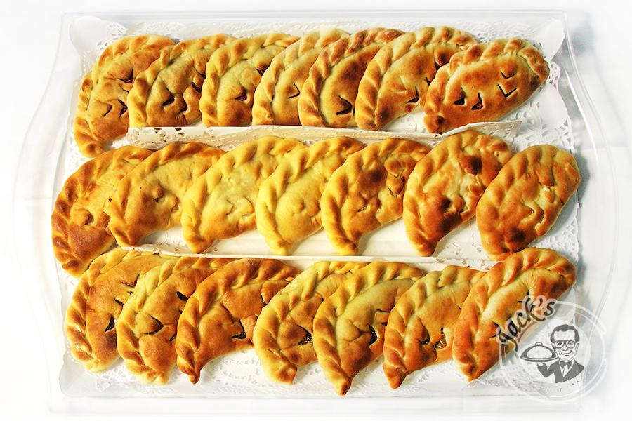 "Assorted Sweet Ossetian Piroshki (Mini-Pies) ""Pride of Alagir"" 21 pcs"