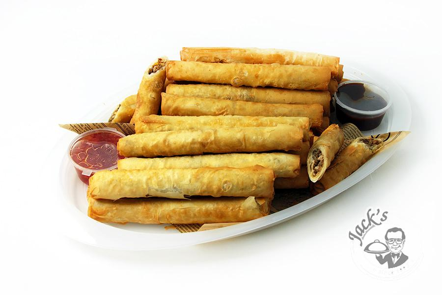 "Assorted Spring Rolls ""Parade Cigars Fidel C."" 24 pcs"