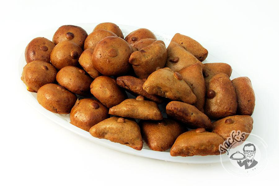 "Assorted Rye Piroshki ""The Prowess of a Brave"" 30 pcs"