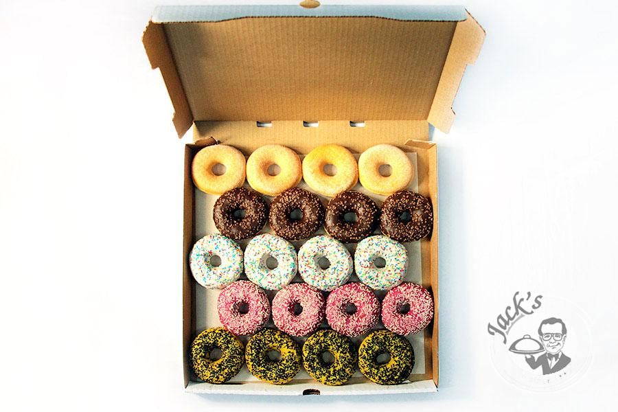 "Large Assorted Donuts ""Wonderful Party"" 20 pcs"