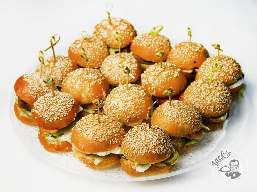Variety-Pack Sandwich-Sliders 16/24pcs.