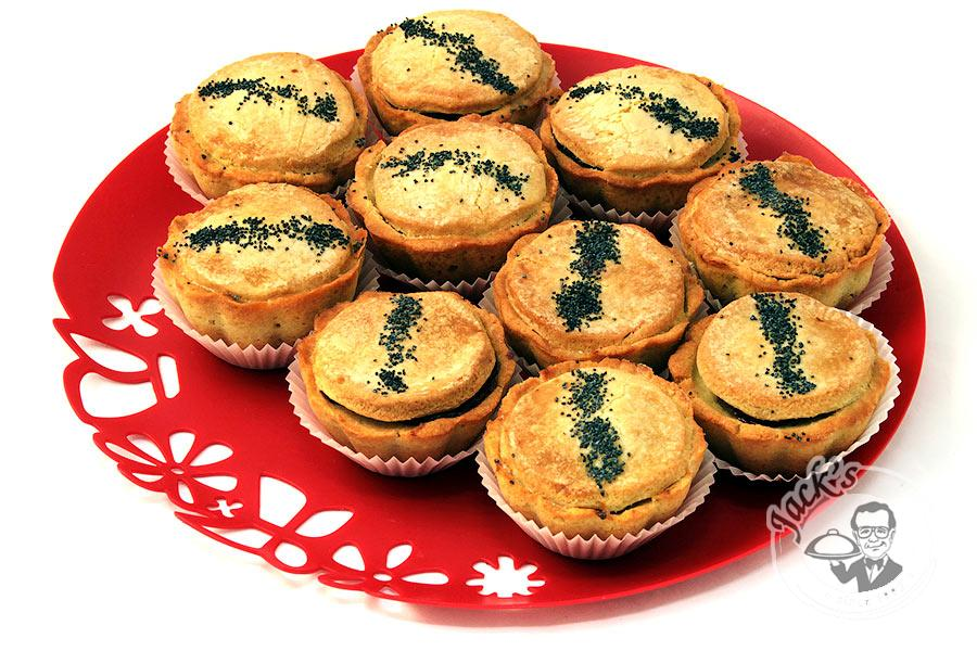 "Sweet ""Mini Pie-Chiki"" with Strawberry & Lime 10 pcs"