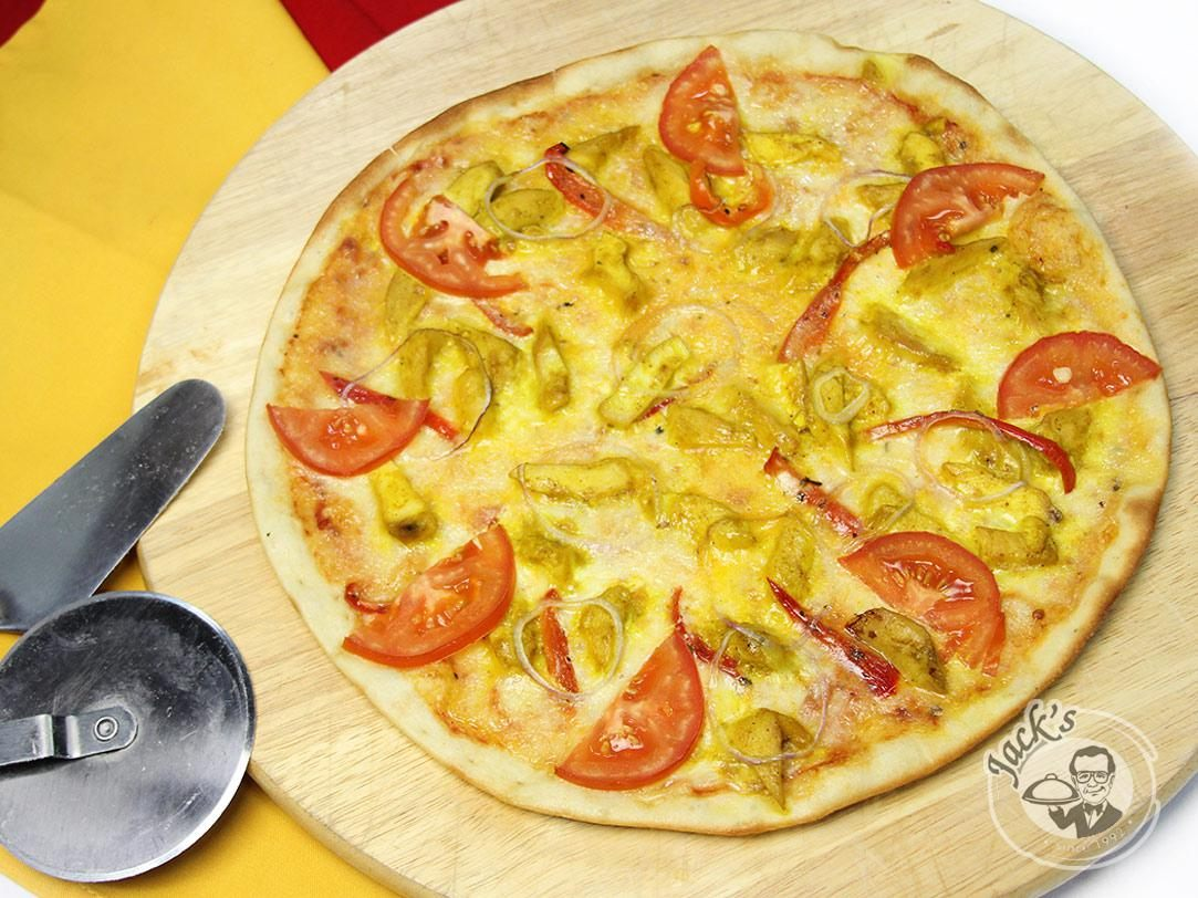 "Pizza ""The Grand Chicken Curry"" 30 cm"
