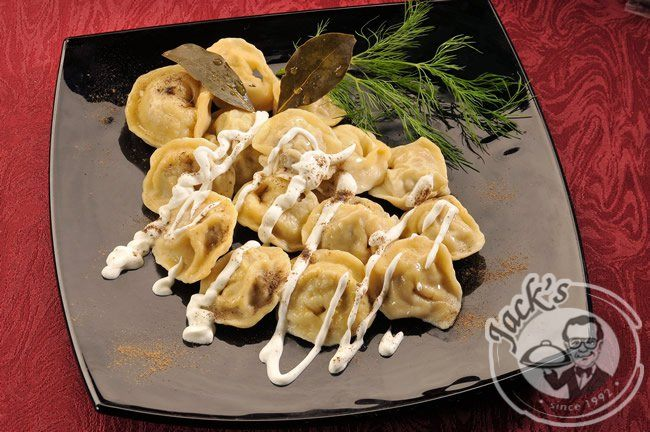 """Pelmeni For A Gourmet"" with Beef 350 g"