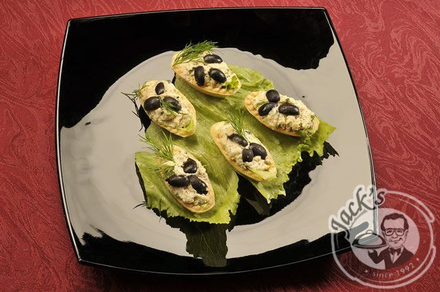 Chicken Salad Tarts 5 pcs.