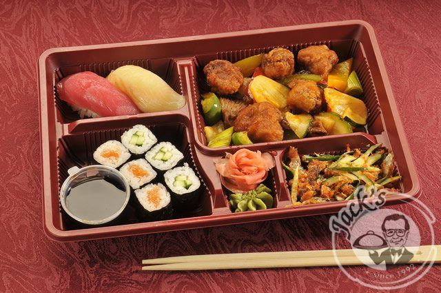 Chinese Bento-lunch №2