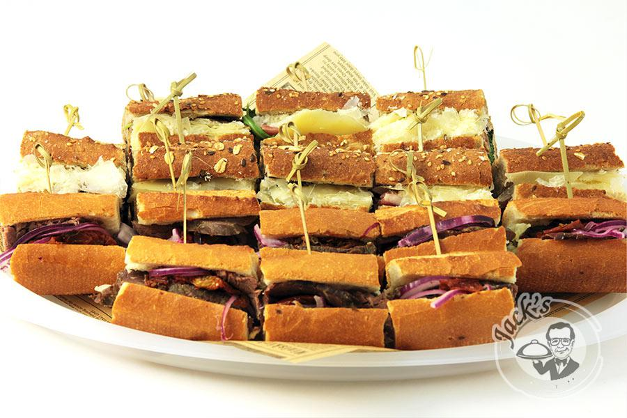 "Assorted Deluxe Sandwiches ""Cheshire"" 16/32 pcs"