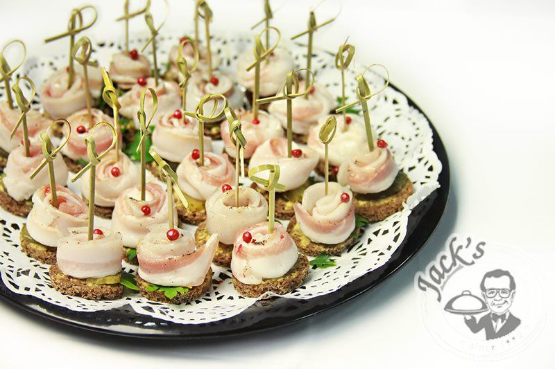 "Canapes ""Cossack"" 20/40 pcs."