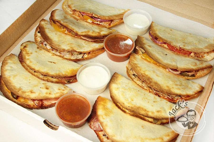 "Assorted Pizza-Dilla ""Monterrey"" 10 pcs."