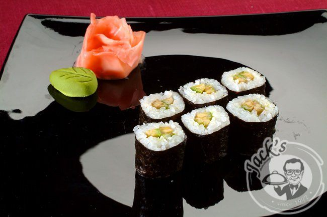 Avocado Roll 6pcs.