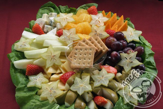 "Assorted Cheese & Fruits ""Paradise"" 800/1800 g"