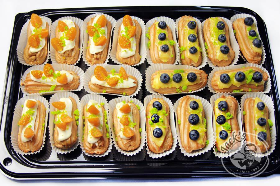 Assorted Indochinese Eclairs  «Codon» 20 pcs.