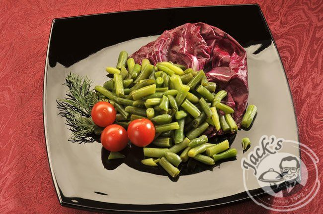 Green string bean 150 g