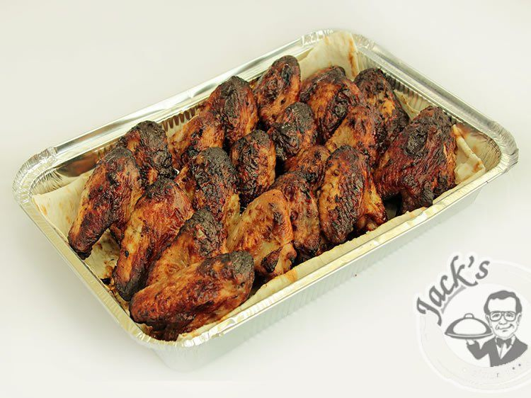 Jack's BBQ Chicken Wings 1200 g