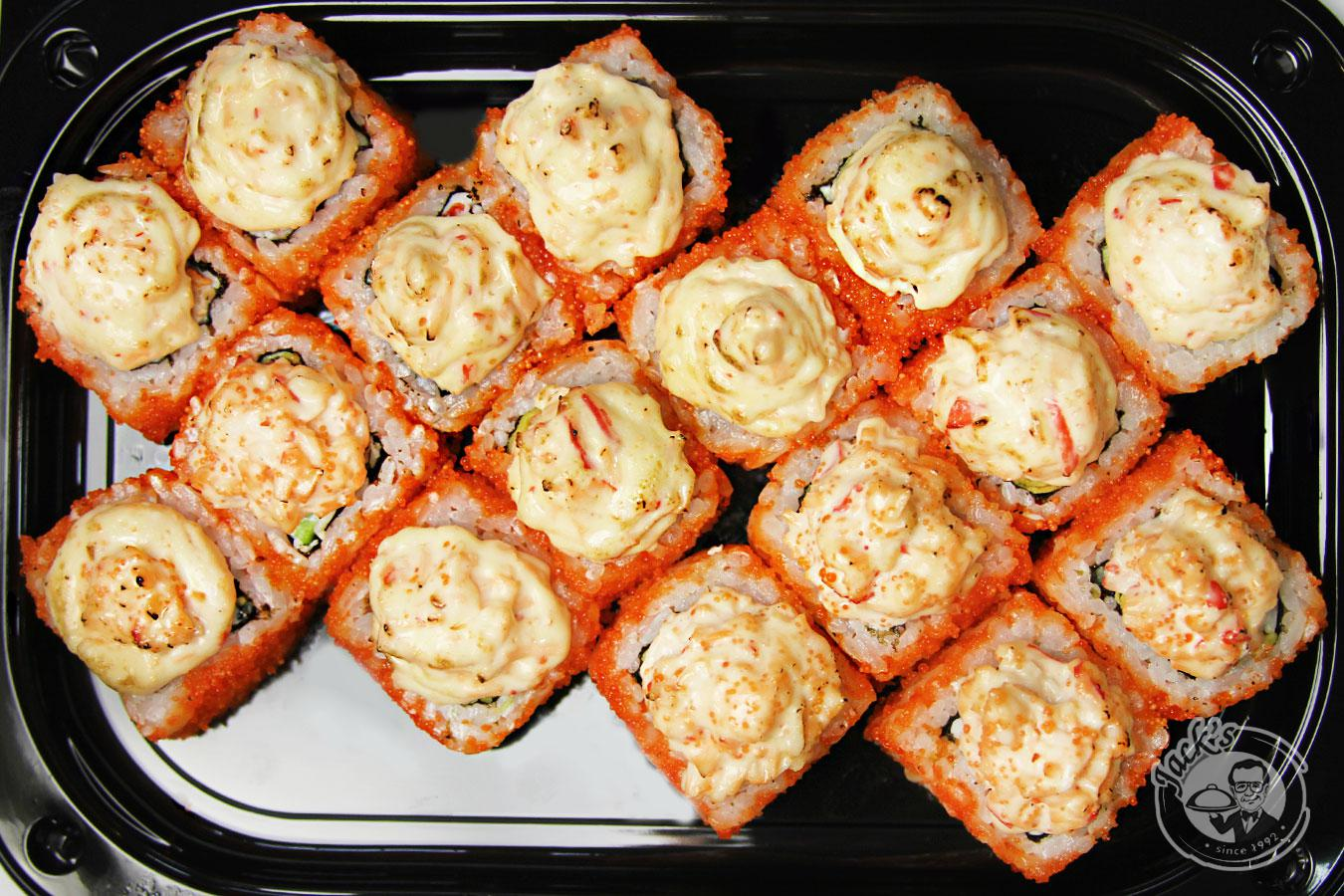 "Roll ""California Yaki"" 8/16 pcs"