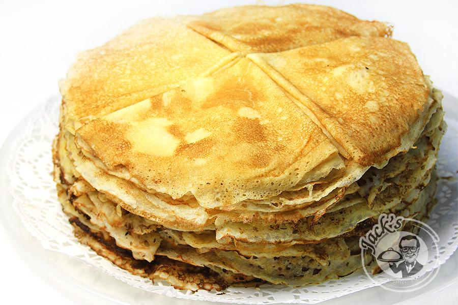 "Crepes Stack ""Maslenitsa"" 60 pcs."