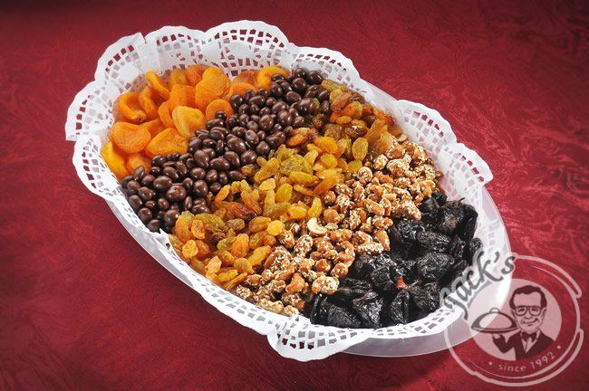 Nuts-Dried Fruit Platter No.3 950 g