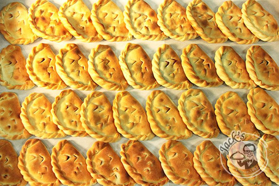 "Large Assorted Sweet Ossetian Piroshki (Mini-Pies) ""Enchanting Giselle"" 36 pcs"
