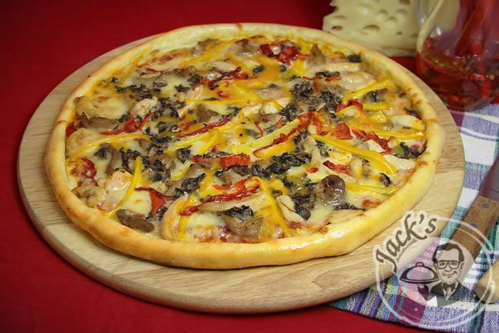"Pizza ""Roman Holiday"" 35 cm"