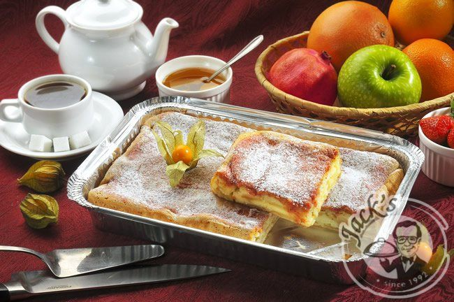 "Cake ""Russian Apple Charlotte"" 900 g"