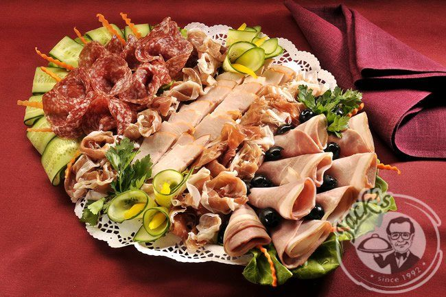 "VIP-Assorted ""Smoked Delicatessen"" 640/1300 g"