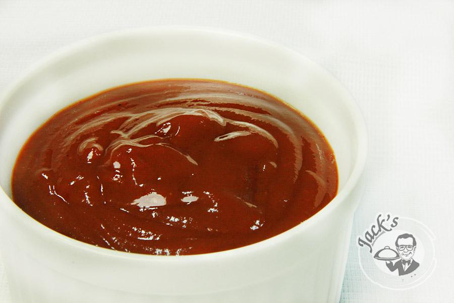 Jack's Old Fashioned Barbecue Sauce 200/400 g