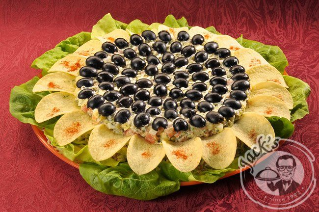 "Salad ""Sunflower"" 1750 g"
