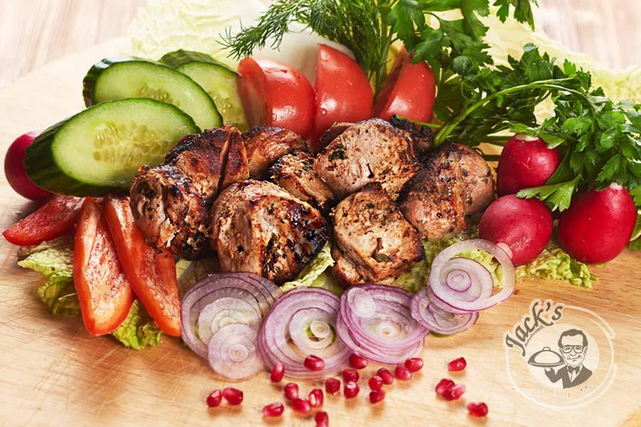 Georgian Pork Shashlik ''Martivia'' 300/1000/2000 g