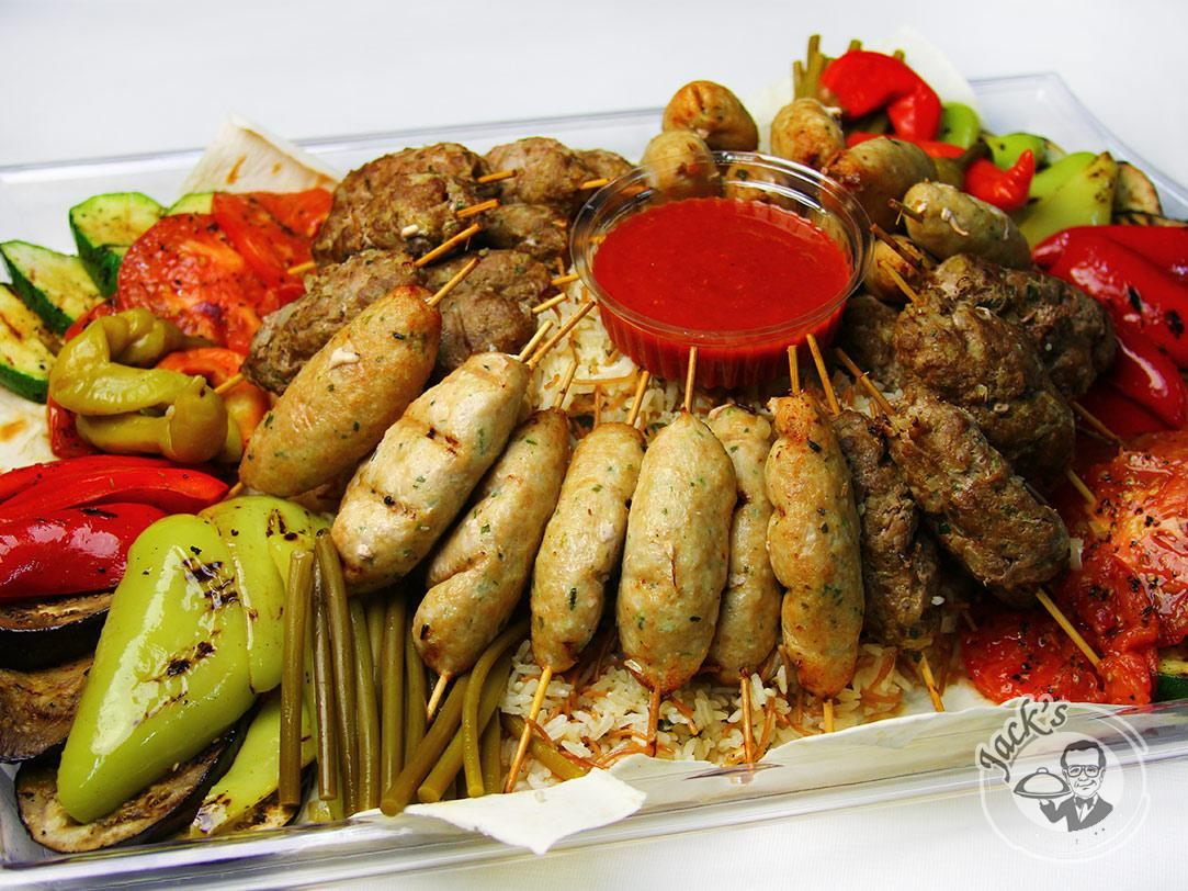 Assorted Kebab 1000/2150/4300 g