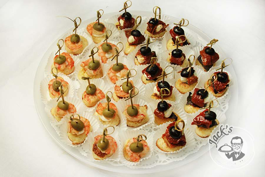 "Canapés-MiniCrepes ""Dinner Reception"" 30/60 pcs"
