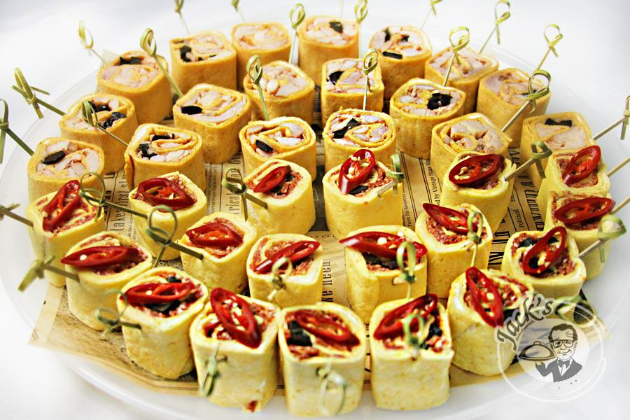 "Italian Wrap-Rolls Set ""Mysteries of the Colosseum"" 36 pcs"