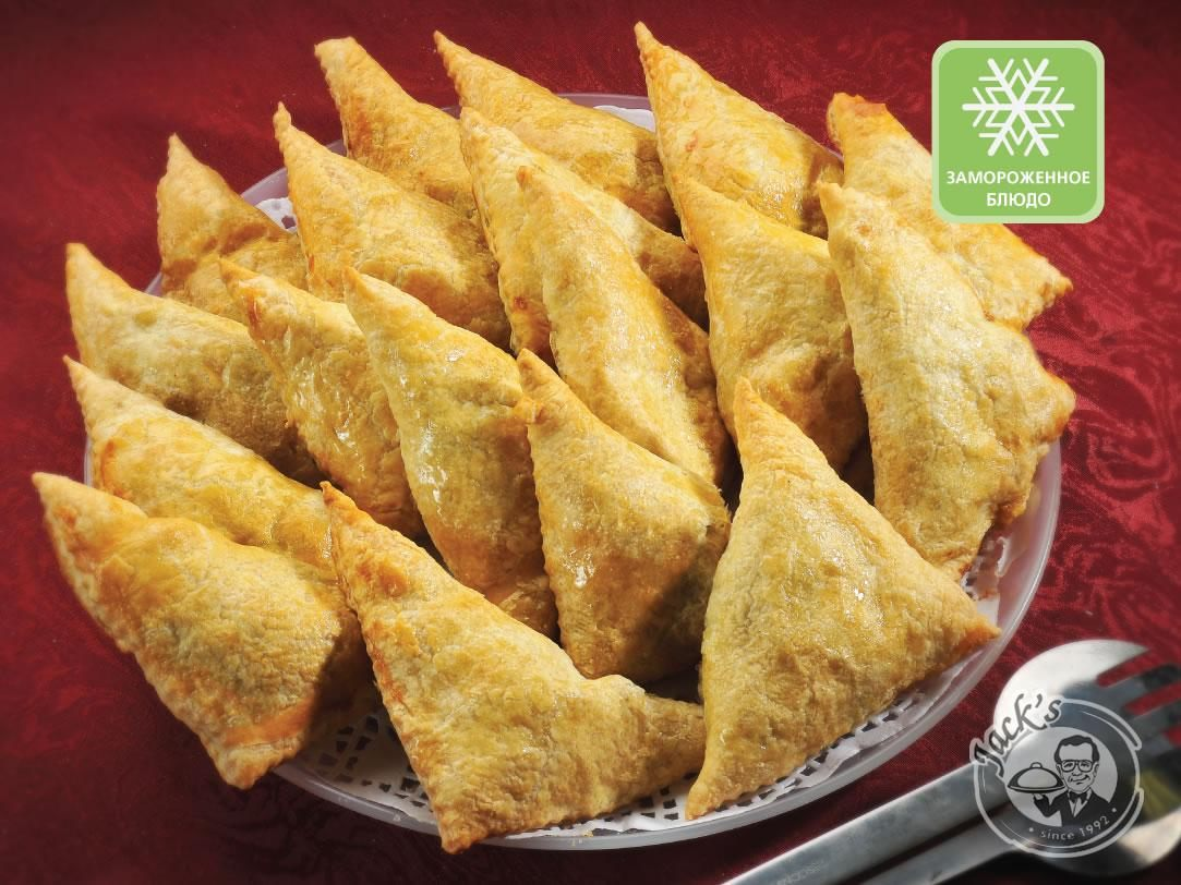 Frozen apple crunchy piroshki 12 pcs