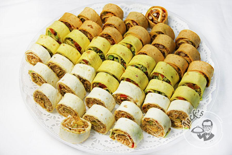 "Assorted Wrap-Rolls ""Yucatan Treasure"" 48 pcs"