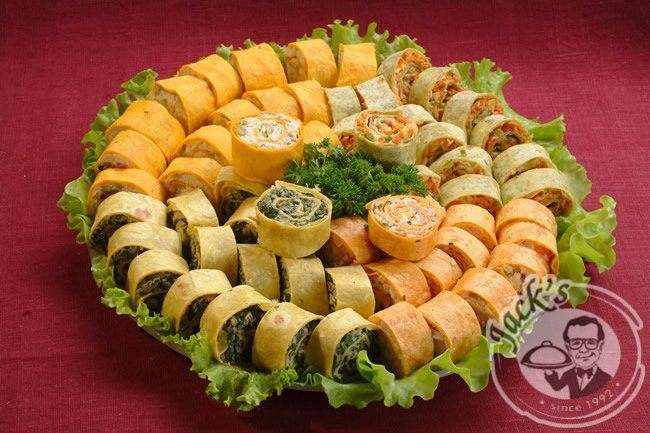 "Assorted Wrap-Rolls ""Serpentine"" 32/64 pcs"